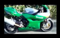 Video de Benelli Tornado Tre