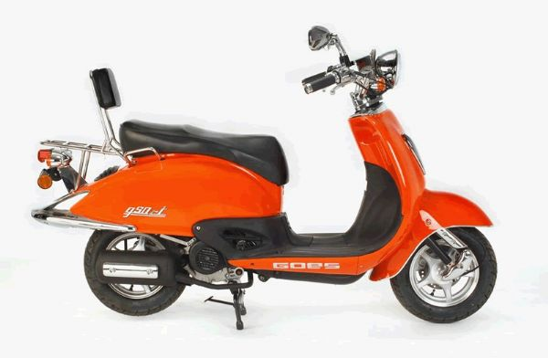 Foto Goes | Goes Scooter | G 50 RT  (50 CC)