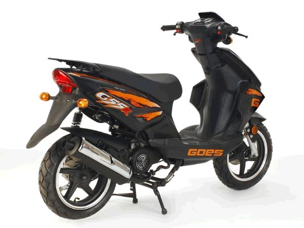 Foto Goes | Goes Scooter | G 55 R (50 CC)