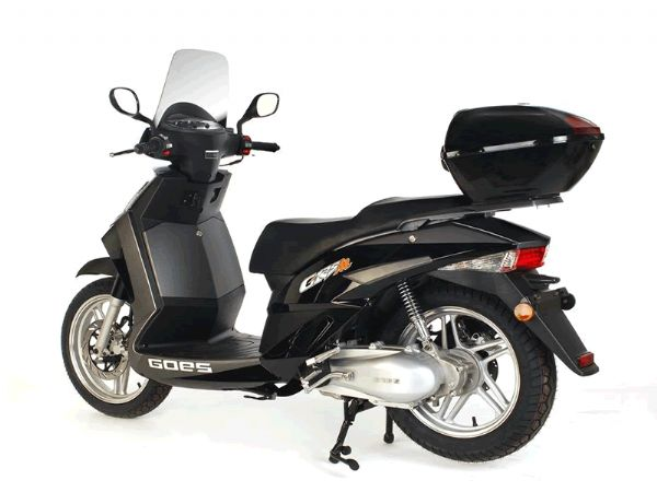 Foto Goes | Goes Scooter | G 125 M (125 CC)