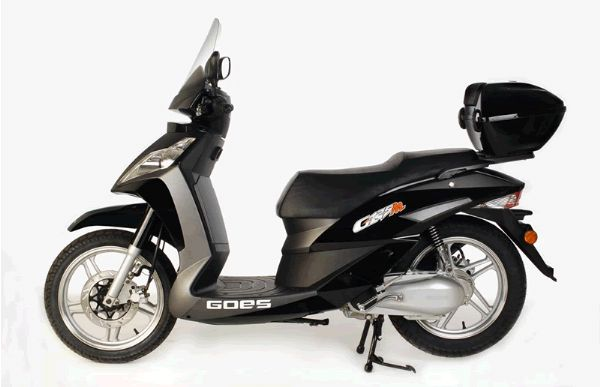 Foto Goes   Goes Scooter   G 125 M (125 CC)