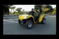 Video de la moto CSR Scartt