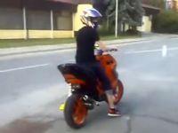 Video de Gilera Runner
