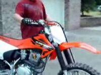 Video de Honda CRF 230