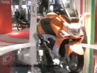 Video de la moto Xciting