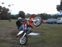 Video de Honda CR 250