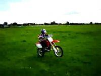 Video de Honda CRF 150