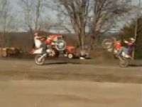 Video de la moto Honda CRF 100 F