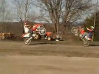 Video de la moto Honda CRF 100 F