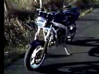 Video de Hyosung GT Naked