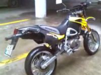 Video de Hyosung RX Supermotard