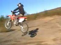 Video de Honda CRF450