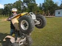 Video de  LTZ 250