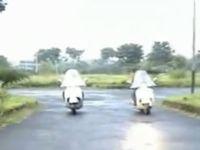 Video de Vespa GTV