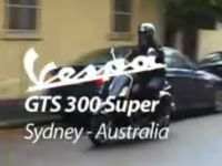 Video de Vespa GTS Super