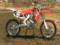 Video de Honda CRF