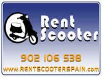 Rent Scooter Spain