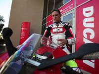 Video de la moto 1199 Panigale